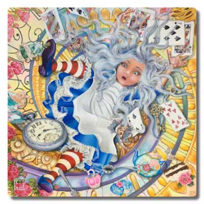 Alice Placemat