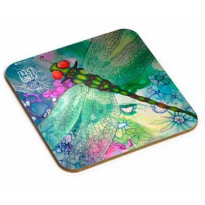 Dragonfly Magic Coaster