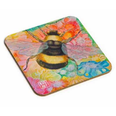 Flower Dust Coaster