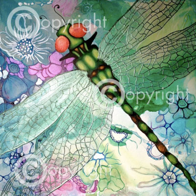 Dragonfly Magic | Print