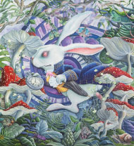 The White Rabbit | Print